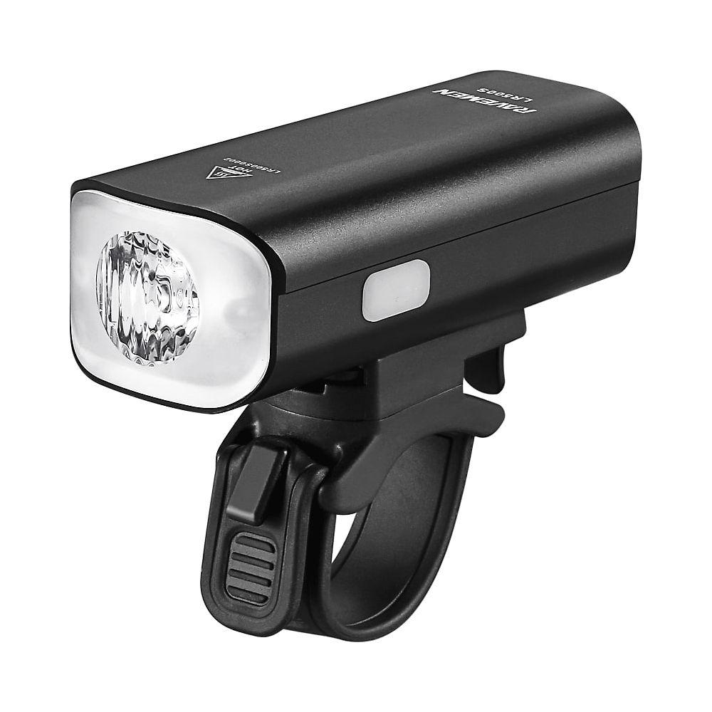Image of Ravemen LR500S USB Rechargeable Front Light - Matt-Gloss Black, Matt-Gloss Black