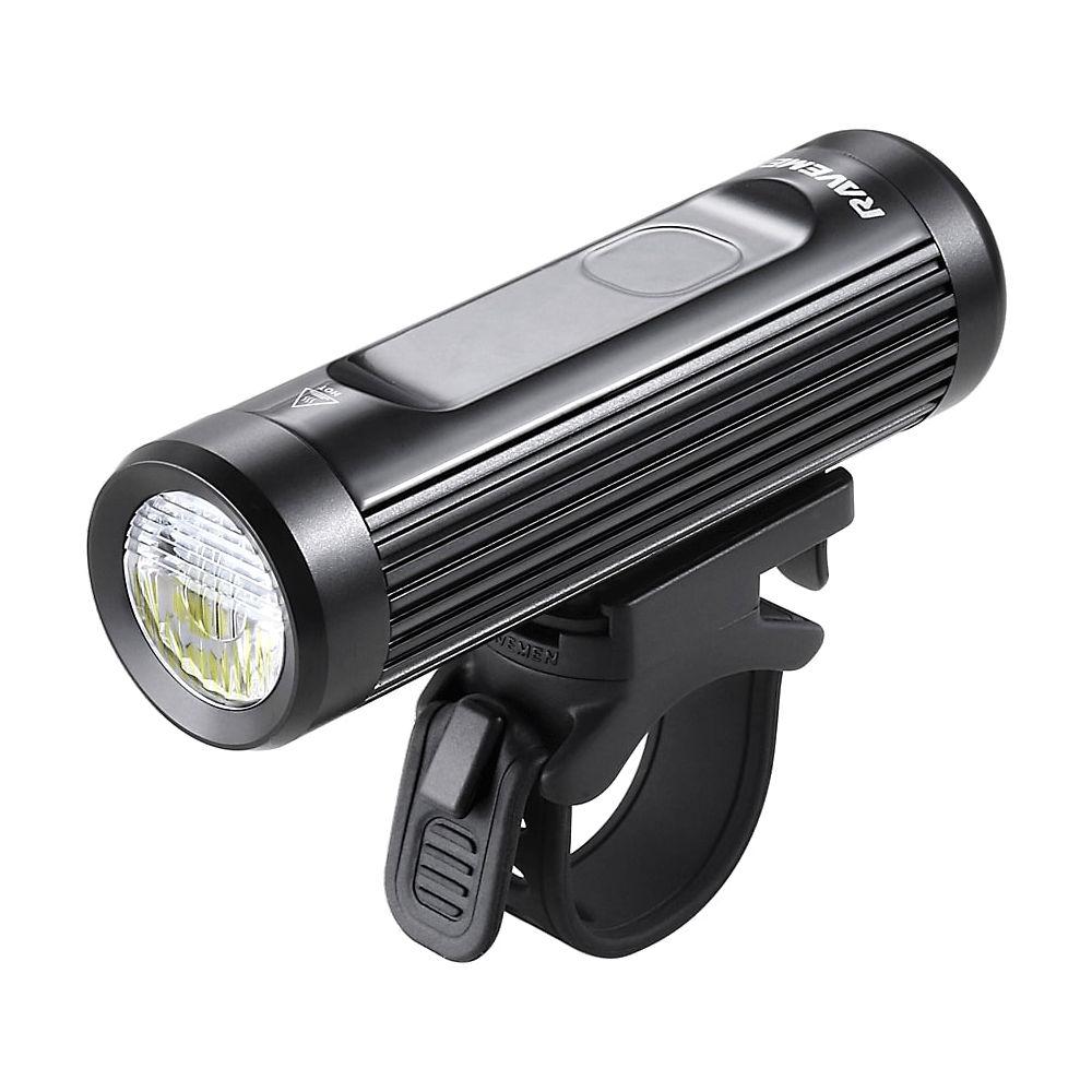 Image of Ravemen CR900 USB Rechargeable Front Light - Matt-Gloss Black, Matt-Gloss Black