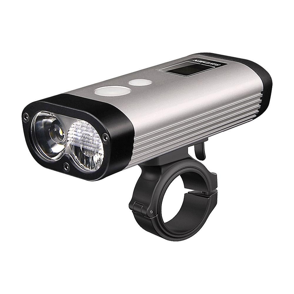 Image of Ravemen PR900 USB Rechargeable Front Light - Noir argent, Noir argent