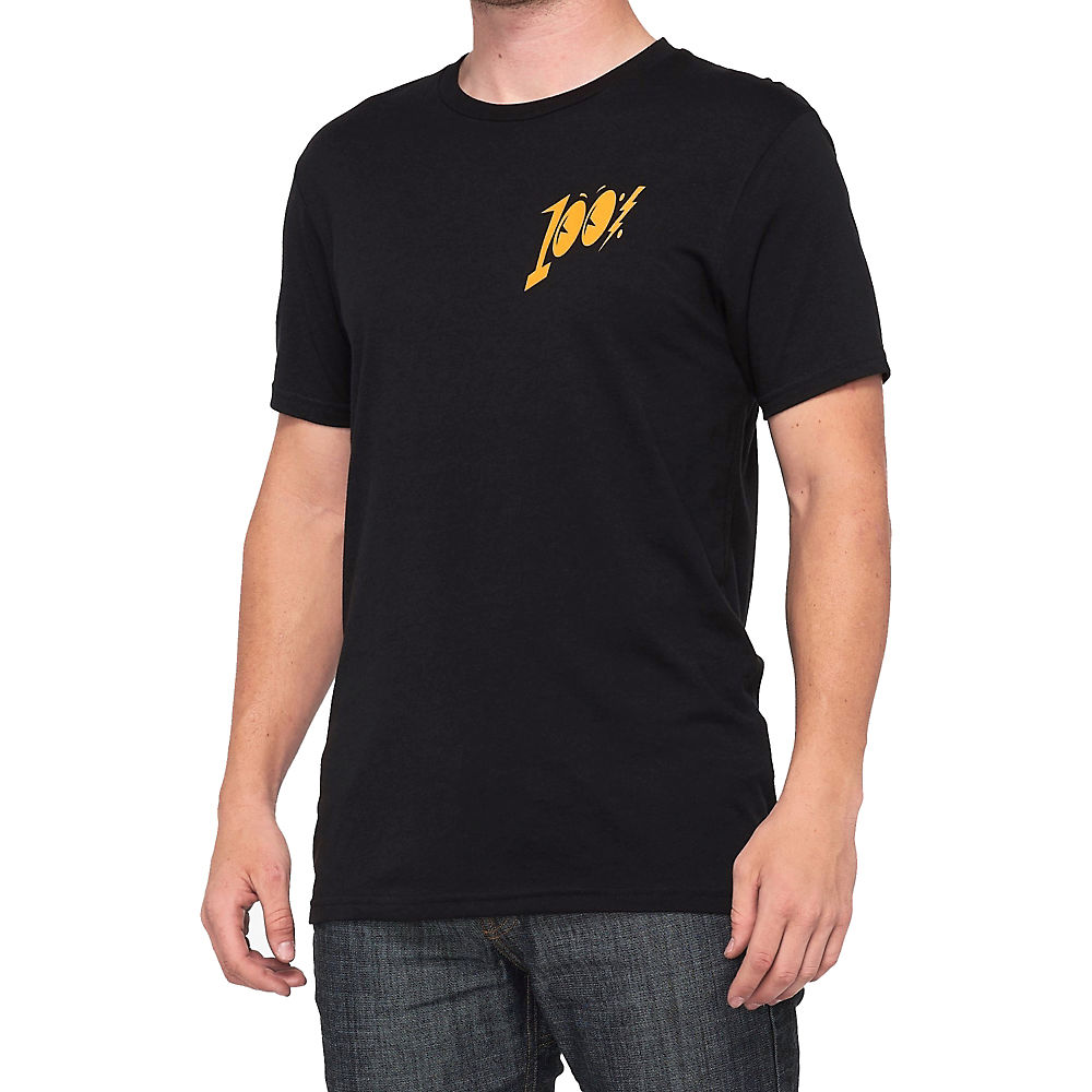 100% Sunnyside T-shirt  - Black - Xl  Black
