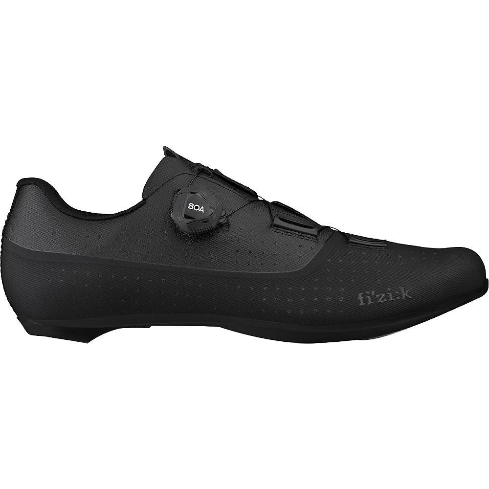 Fizik Tempo Overcurve R4 Road Shoes 2020 – Black-Black – EU 46, Black-Black
