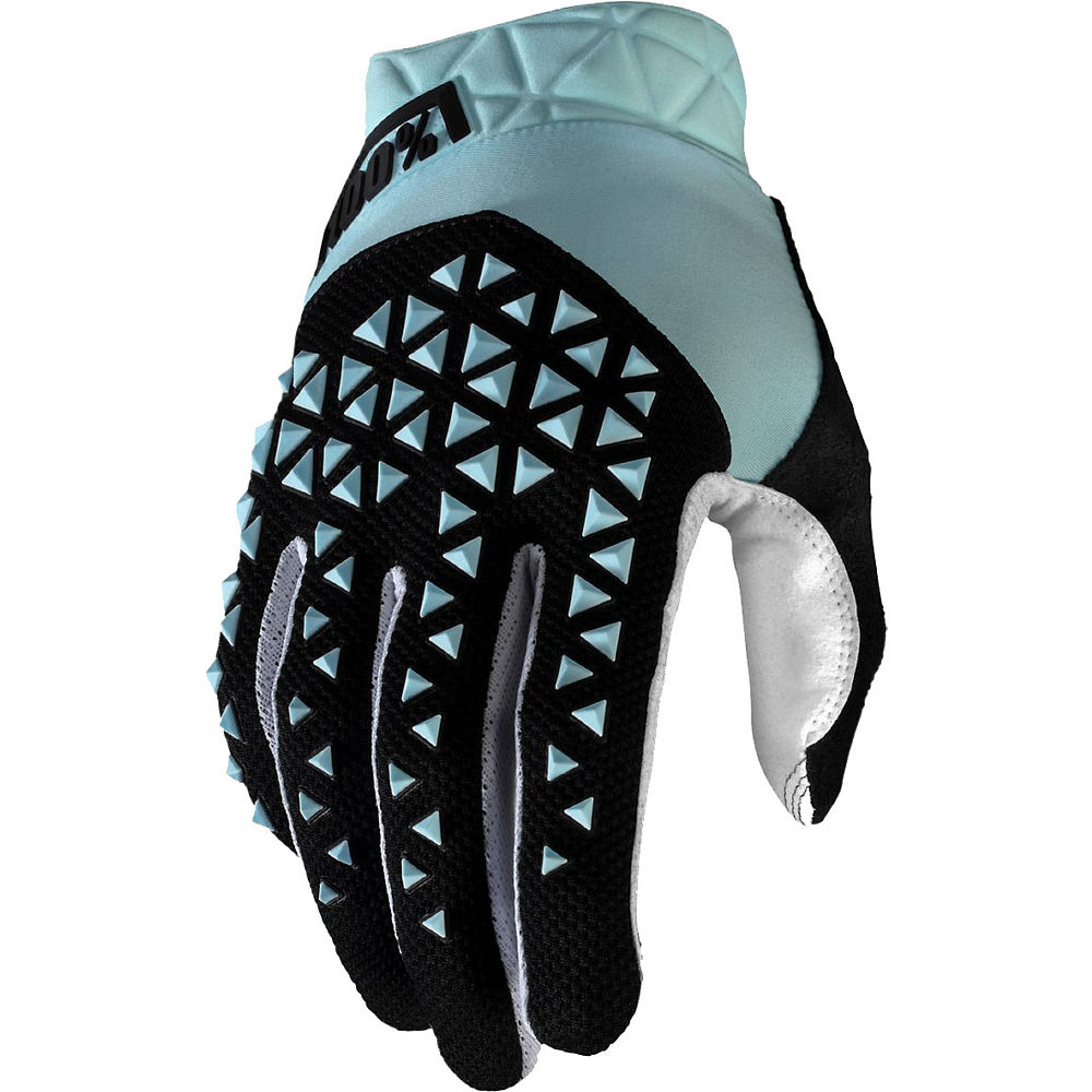 100% Geomatic Glove  - Sky Blue - XL, Sky Blue
