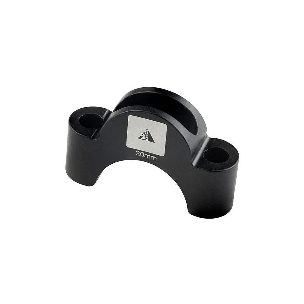 Profile Design Riser Kit - Black - 40mm  Black