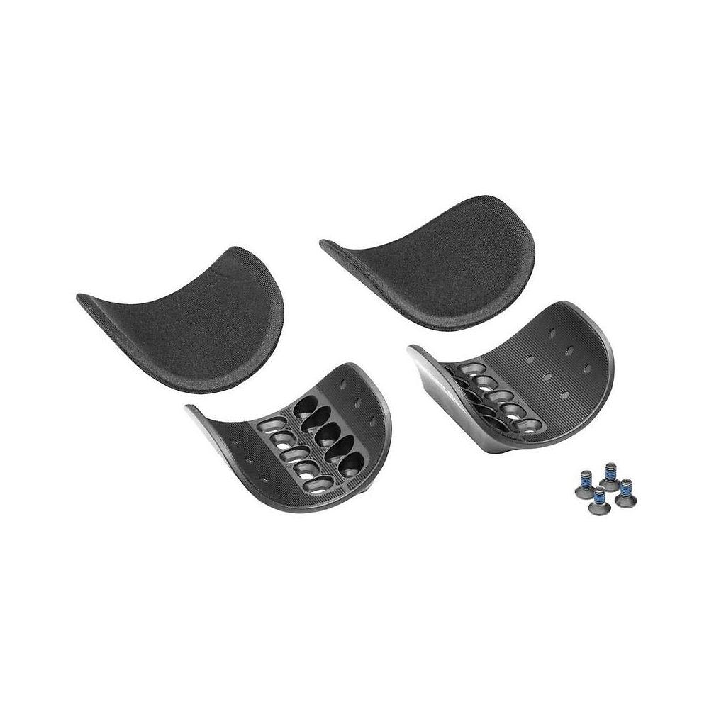 Image of Profile Design Race Injected Armrest Kit - nero, nero