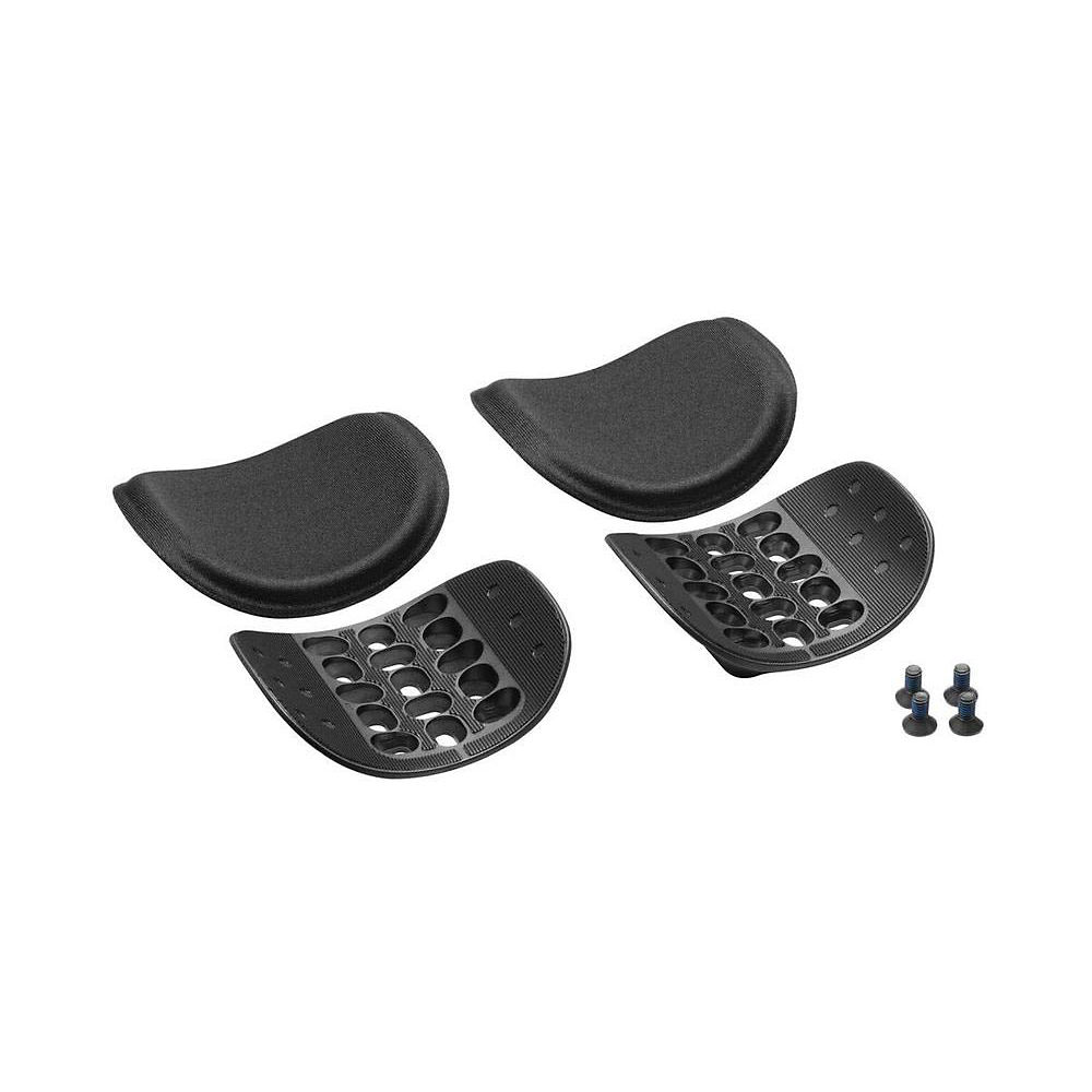Image of Profile Design Ergo Injected Armrest Kit - nero, nero