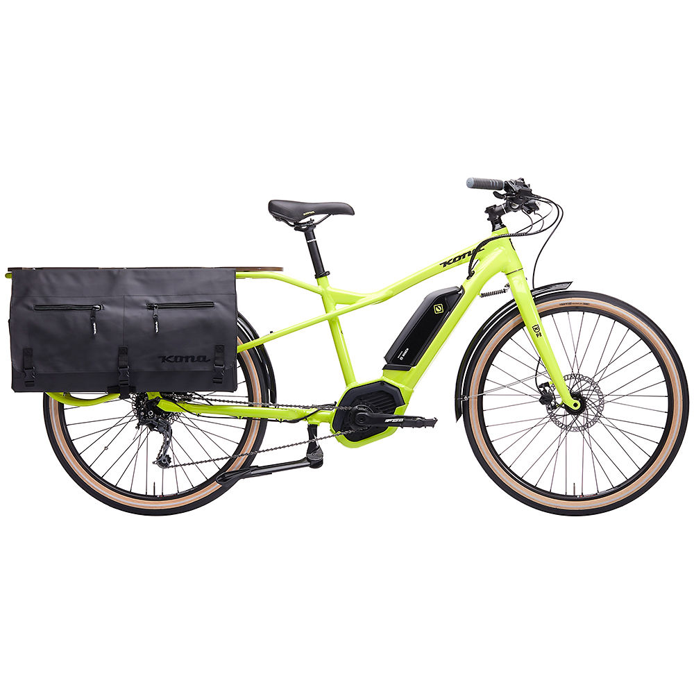 "Image of Kona Electric UTE Urban E-Bike 2020 - Slime - 51cm (20""), Slime"