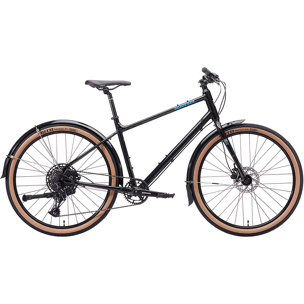 Kona Dew Deluxe Urban Bike 2020 - nero metallico