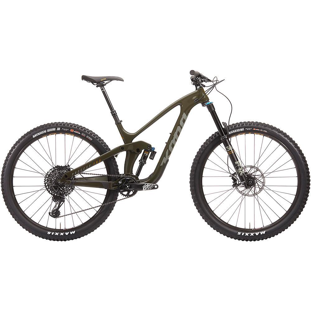 Kona Process 153 CR 29 Full Suspension Bike 2020 - Earth Grey - XL, Earth Grey