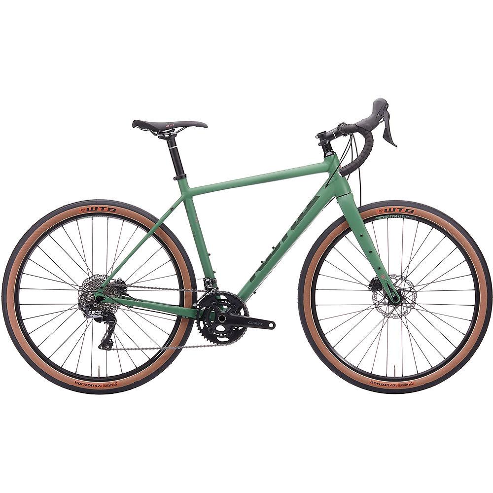 Kona Rove NRB DL Adventure Road Bike 2020 - verde - 52cm (20.5