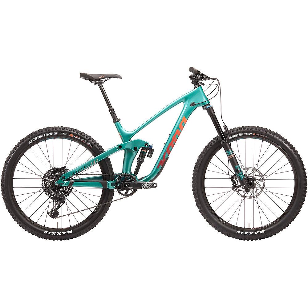 Kona Process 153 CR 27.5 Full Suspension Bike 2020 - vede acqua
