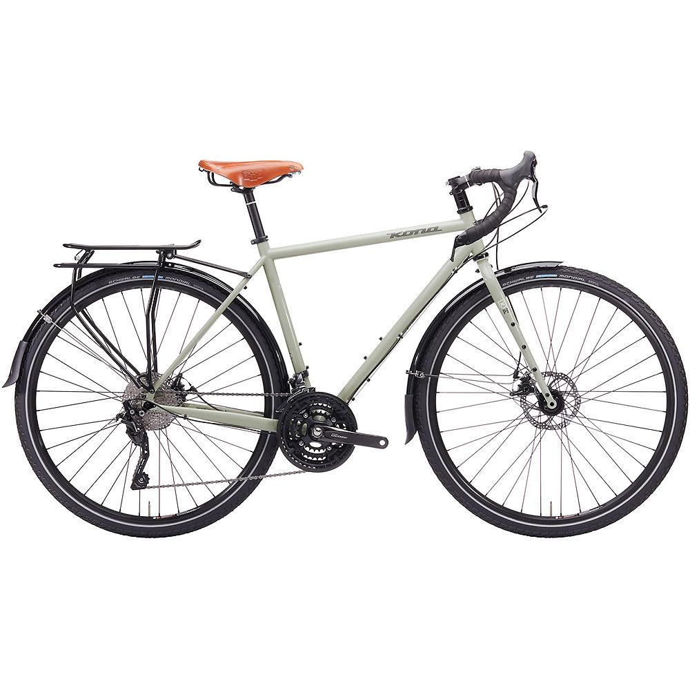 Kona Sutra Adventure Road Bike 2020 - Desert Green - 54cm (21