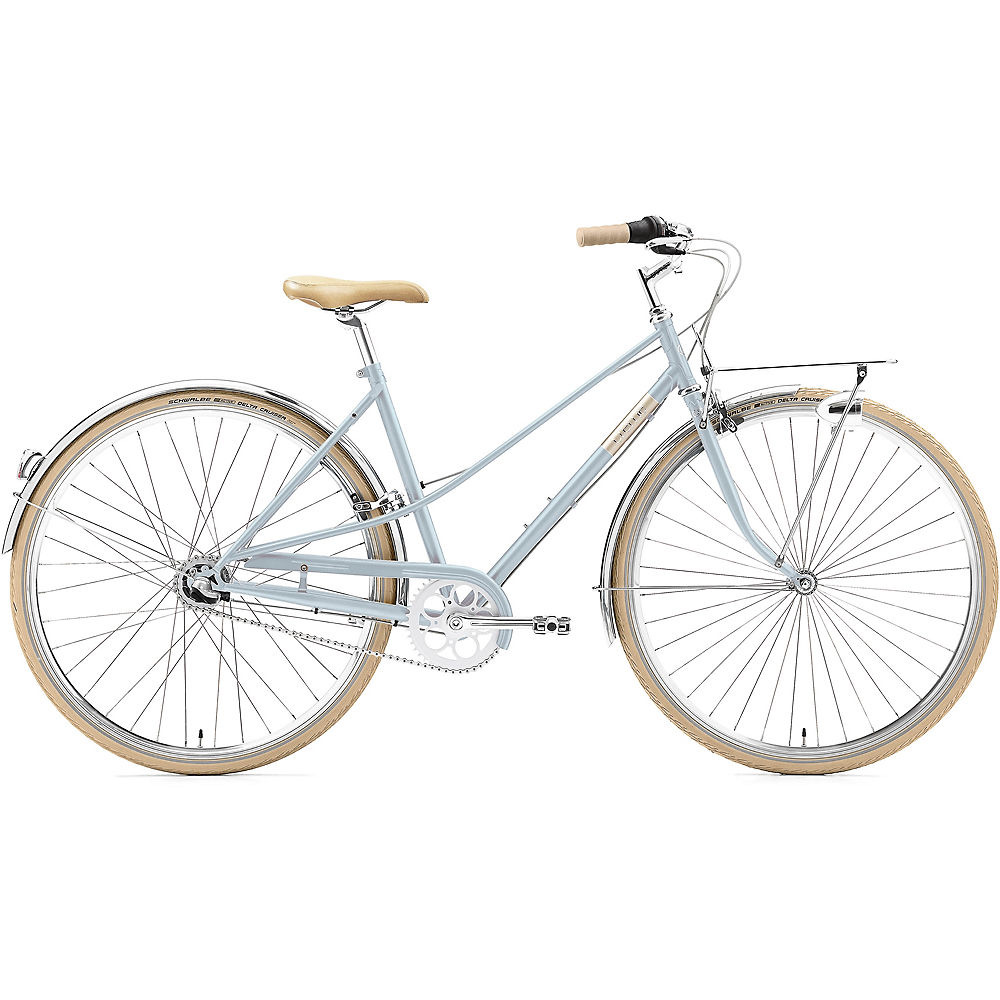 Creme Caferacer Lady Solo Urban Bike 2020 - Seastone