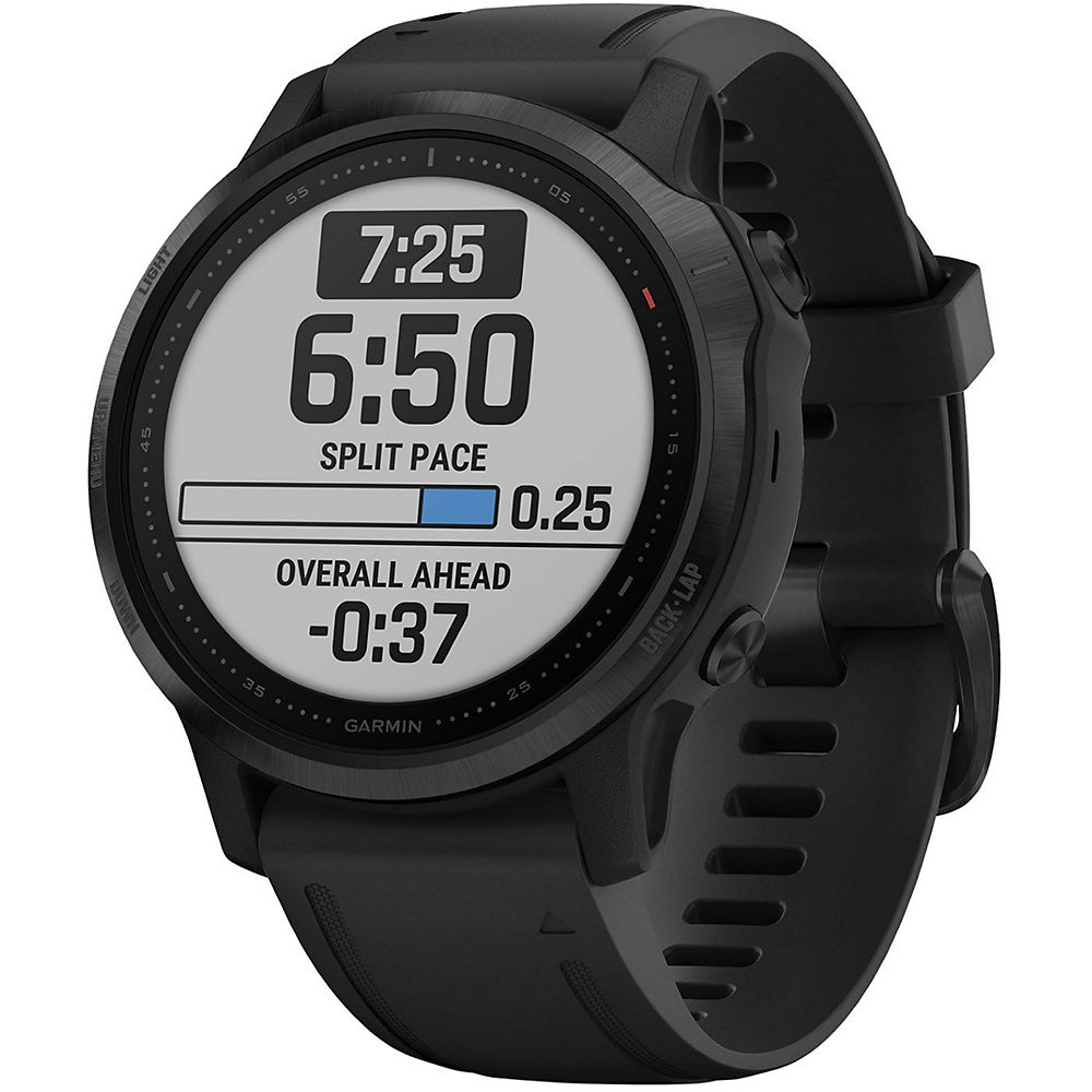 Garmin Fenix 6S Pro Multisport GPS Watch - Negro, Negro