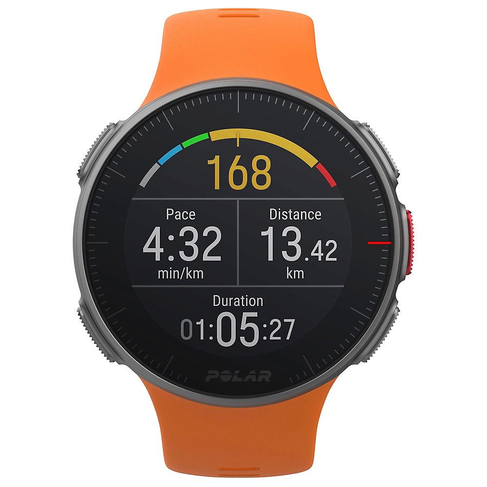 Polar Vantage V GPS Watch with HR - Naranja, Naranja