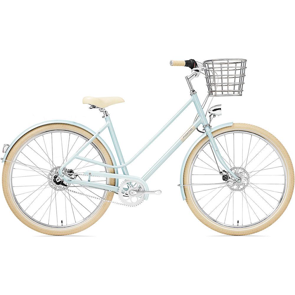 Image of Creme Eve 7 Dynamo Urban Bike 2020 - Bleu léger - S, Bleu léger