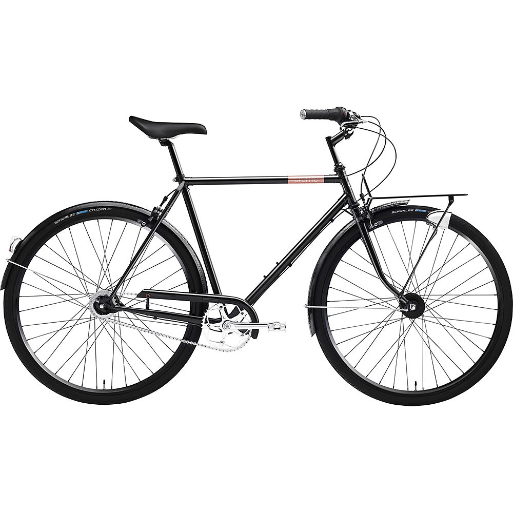 Image of Creme Caferacer Man Doppio Bike 2020 - Black Copper - S, Black Copper