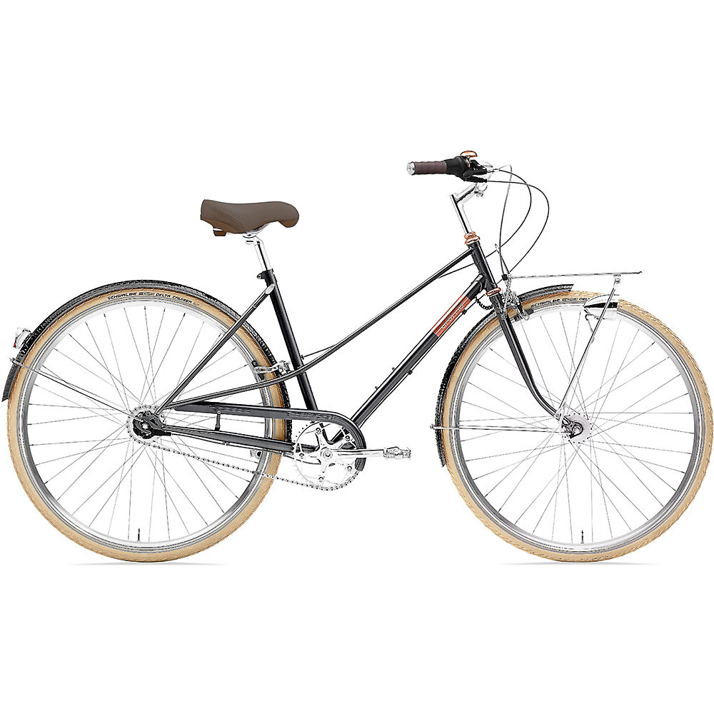 Creme Caferacer Lady Doppio Bike 2020 - Black Copper - S