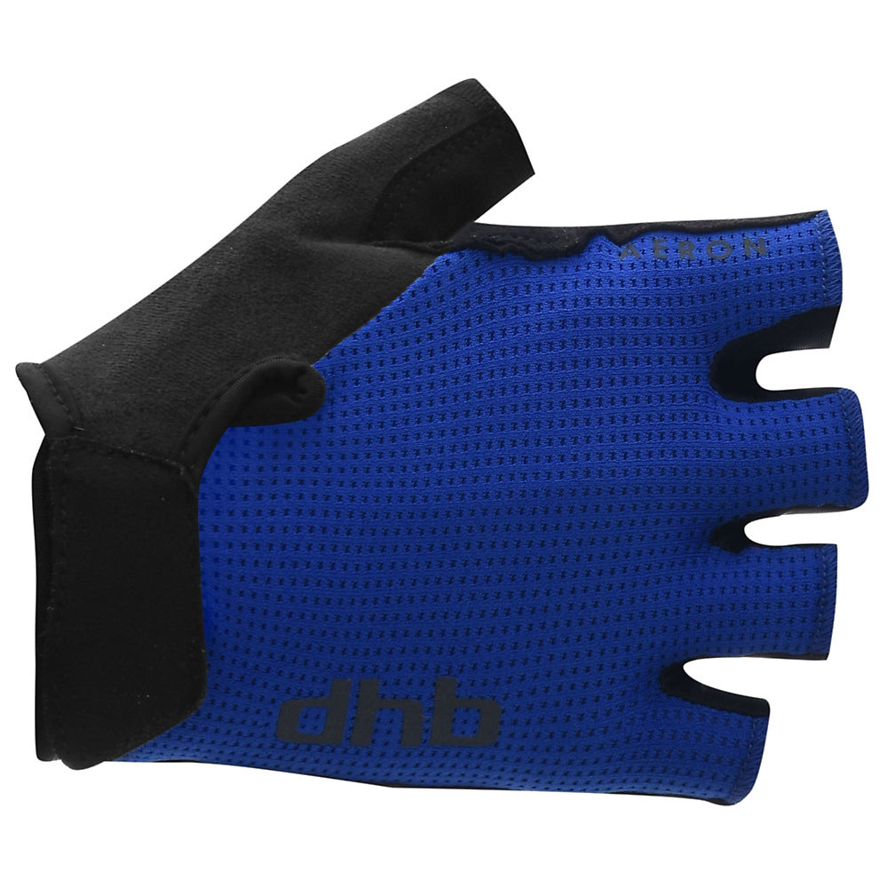 Dhb Aeron Short Finger Gel Gloves 2.0 - Blue  Blue