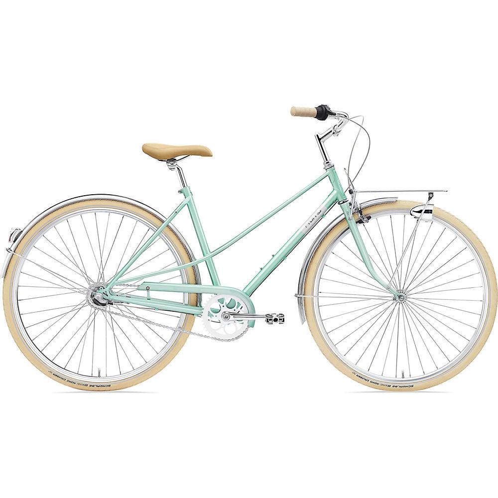 Image of Creme Caferacer Lady Uno Urban Bike 2020 - Pista, Pista
