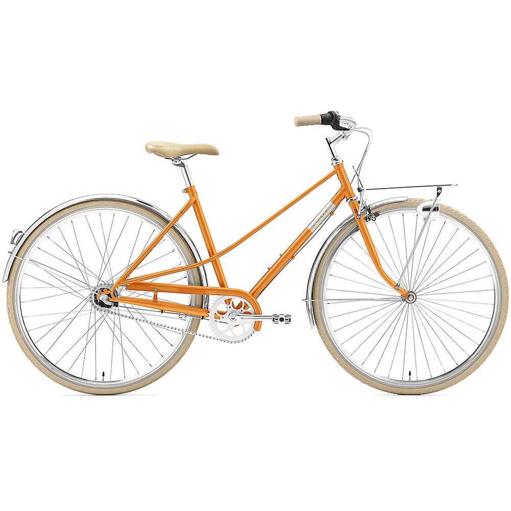 Creme Caferacer Lady Uno Urban Bike 2020 - Sunny Orange
