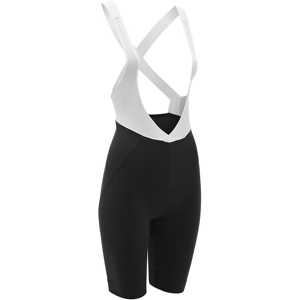 Dhb Moda Womens Classic Bib Shorts - Black - Uk 12  Black