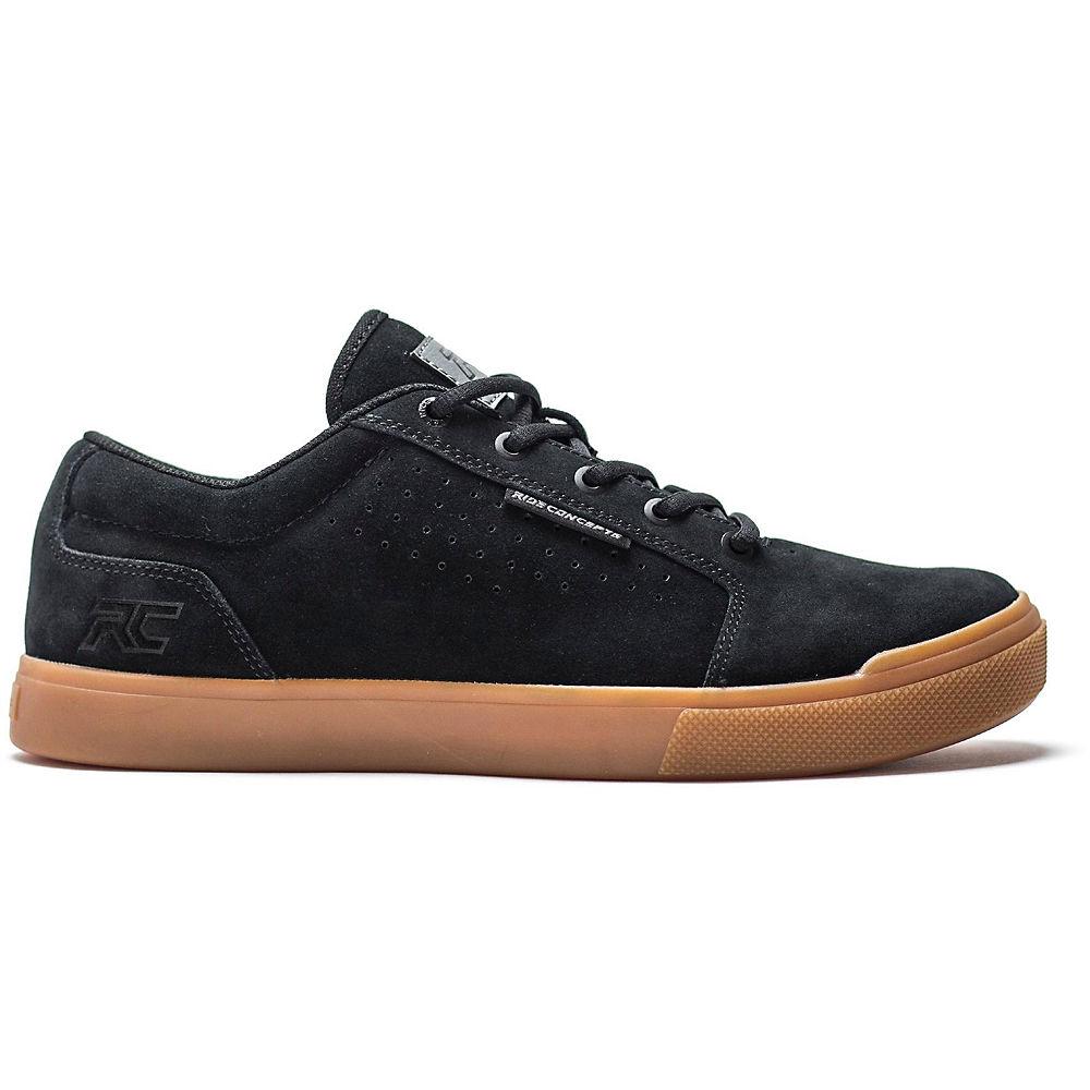 Ride Concepts Vice Flat Pedal MTB Shoes 2020 - Negro - UK 9, Negro