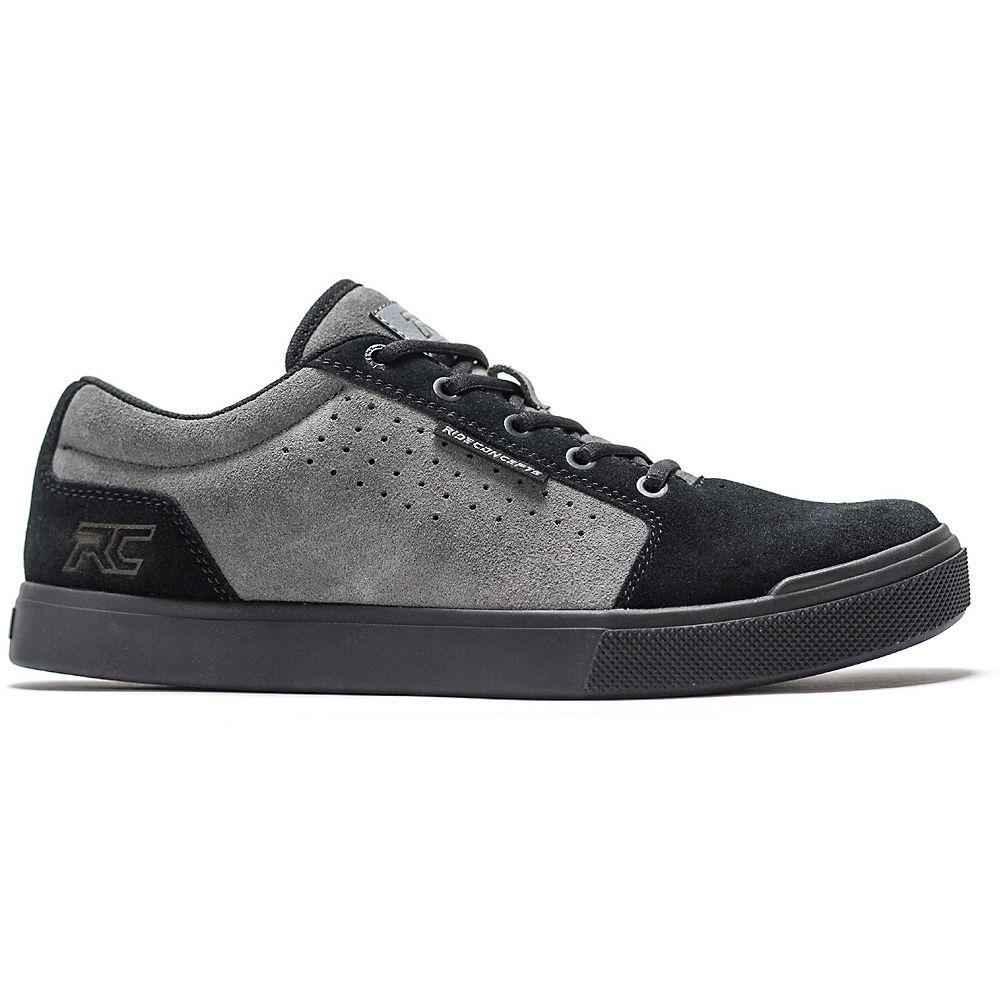 Ride Concepts Vice Flat Pedal MTB Shoes 2020 - charcoal-black - UK 9, charcoal-black