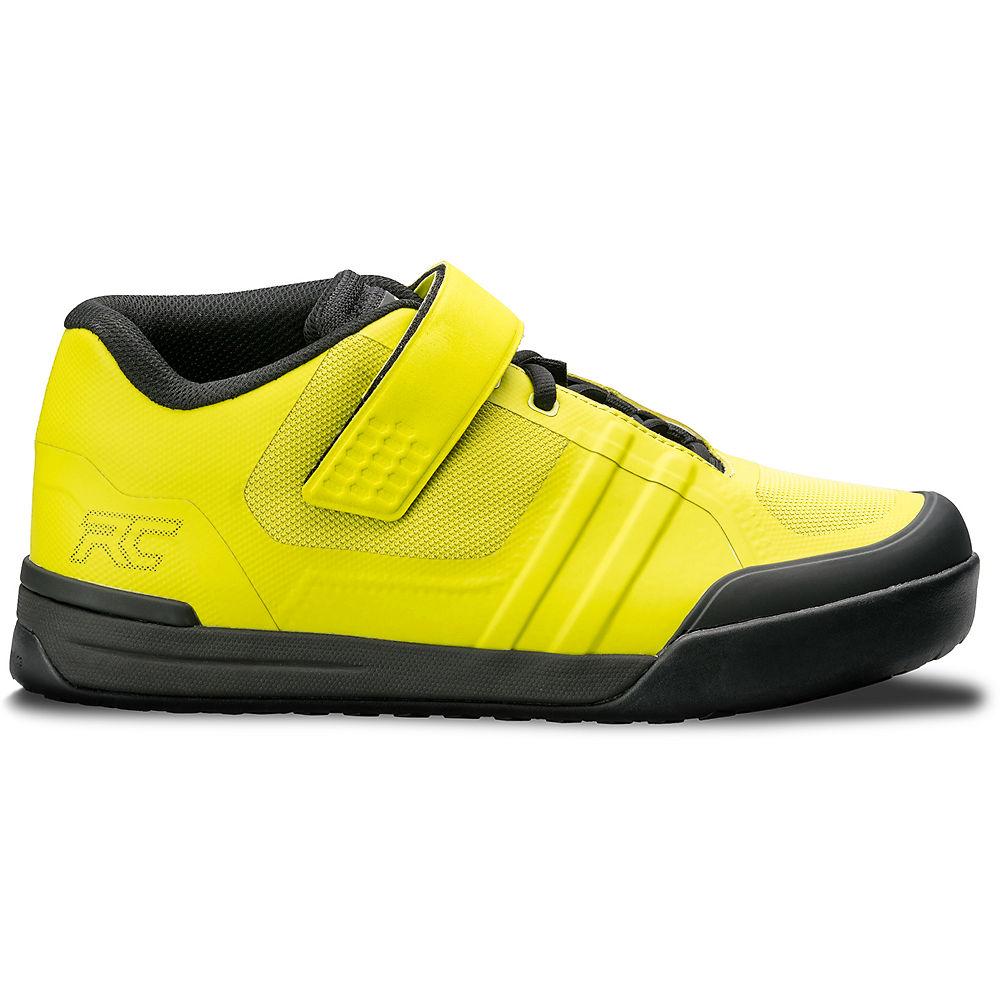 Ride Concepts Transition SPD MTB Shoes 2020 - Lime-Black - UK 9.5, Lime-Black