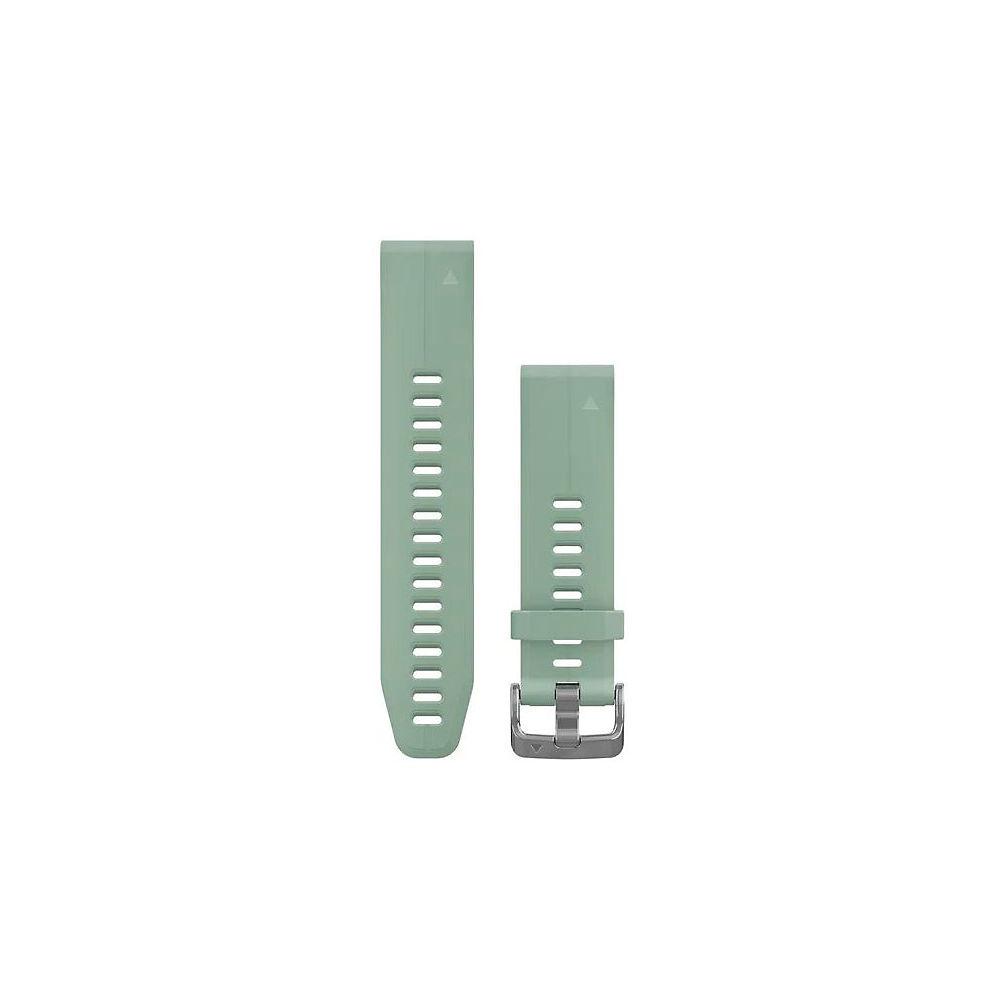 Garmin 20mm QuickFit Silicone Watch Band - Greyed Jade, Greyed Jade