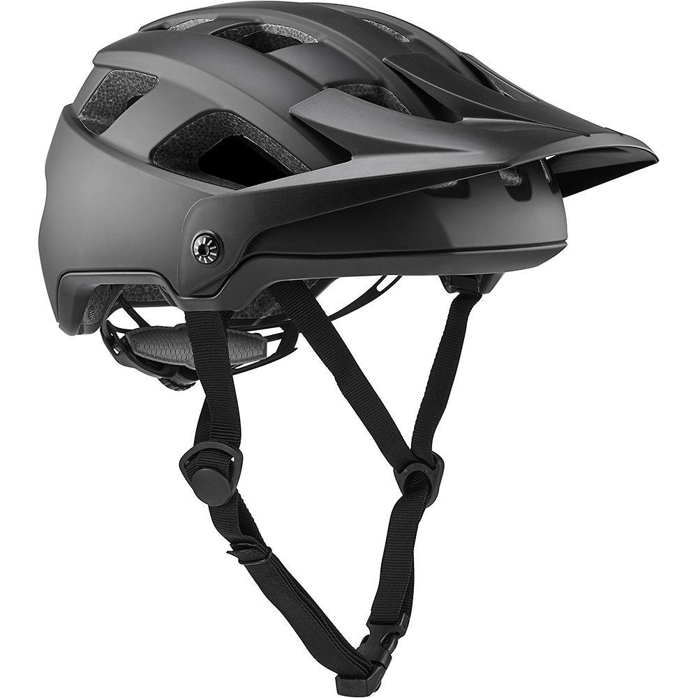 Image of Brand-X EH1 Enduro MTB Cycling Helmet - Black- Black, Black- Black