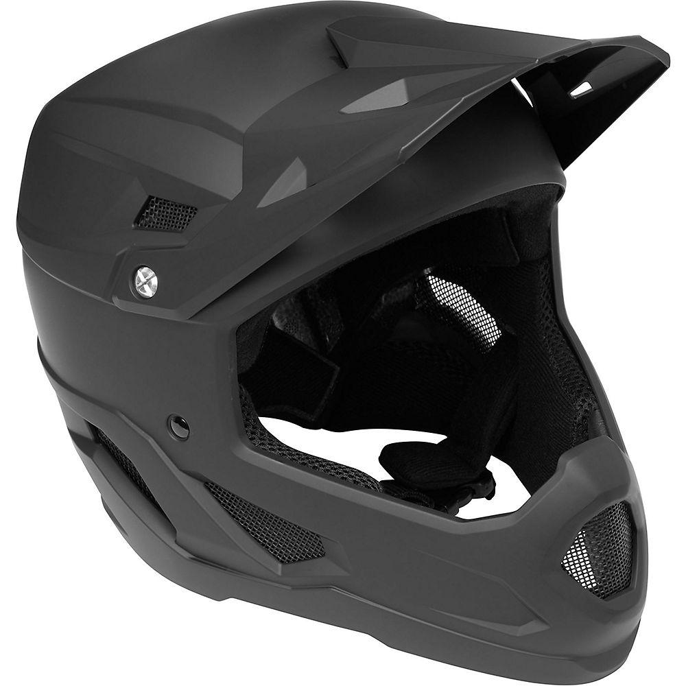 Image of Brand-X DH1 Full Face MTB Cycling Helmet - Noir, Noir