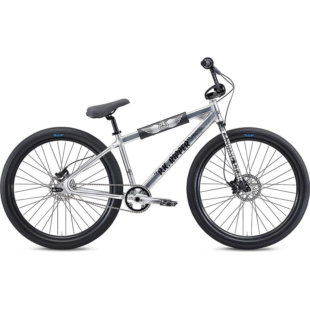 SE Bikes Perry Kramer PK 27.5 Ripper 2021 - High Polished Silver, High Polished Silver