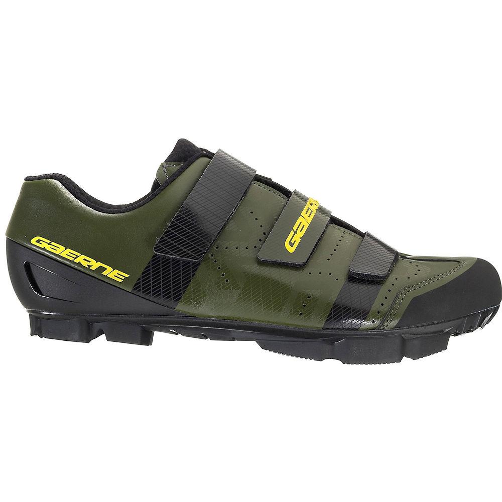 Gaerne Laser MTB SPD Shoes 2020 - Forest Green - EU 38, Forest Green