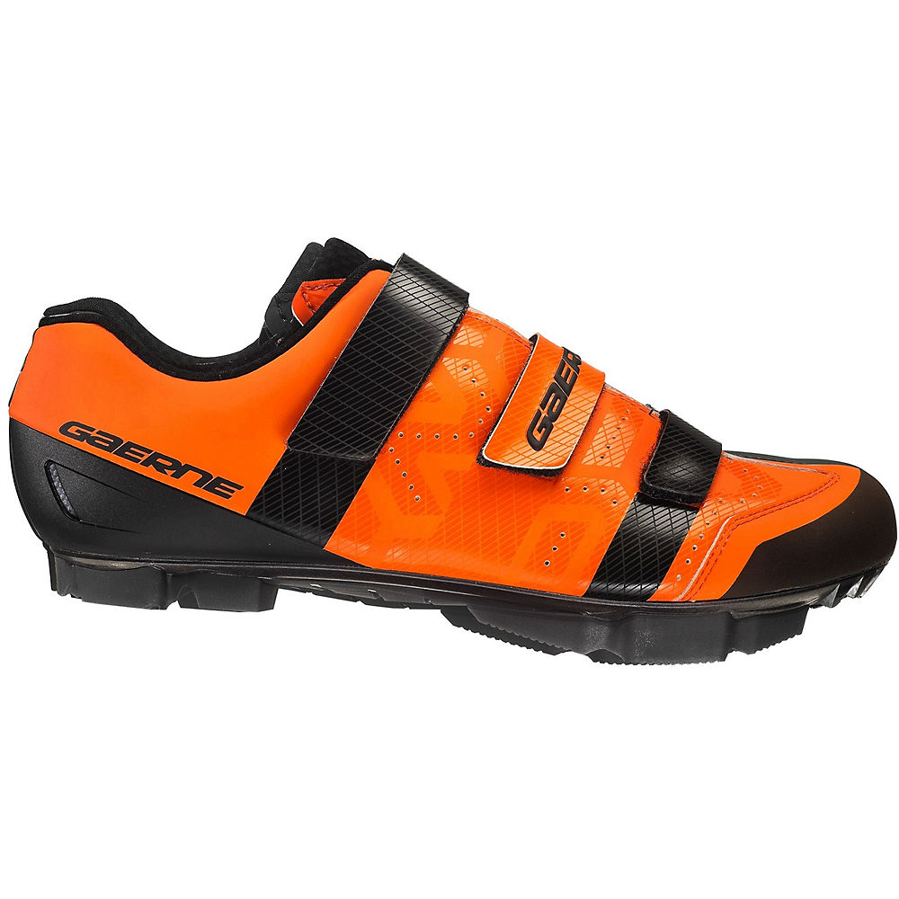 Gaerne Laser MTB SPD Shoes 2020 - Orange - EU 39, Orange