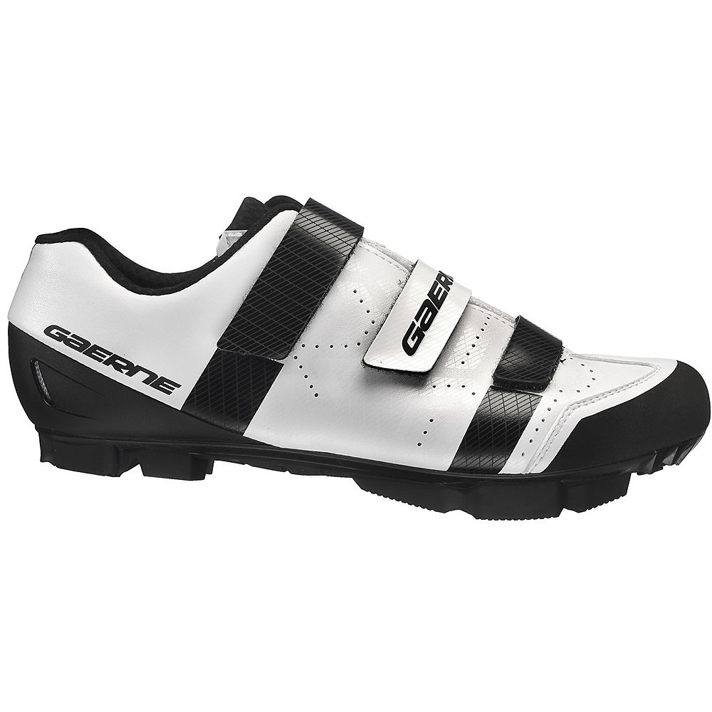 Gaerne Laser MTB SPD Shoes 2020 - White - EU 46, White