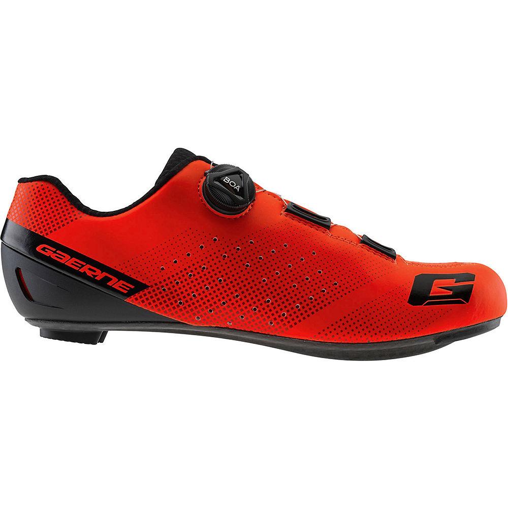 Gaerne Carbon G. Tornado Road Shoes 2020 - Matte Red - Eu 43  Matte Red