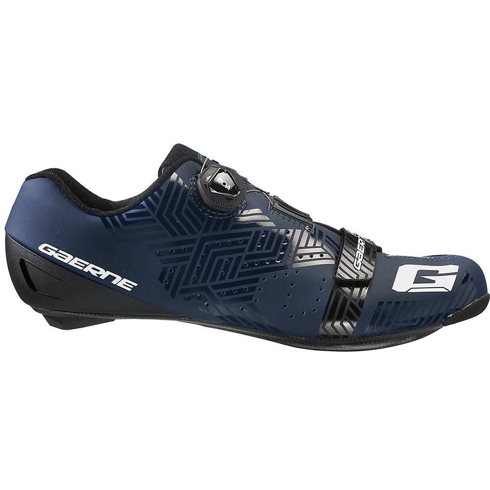Gaerne Volata Carbon Road Shoes 2020 - Blue - EU 46, Blue