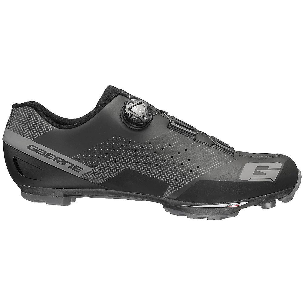 Gaerne Hurricane MTB SPD Shoes 2020 - Black - EU 43, Black