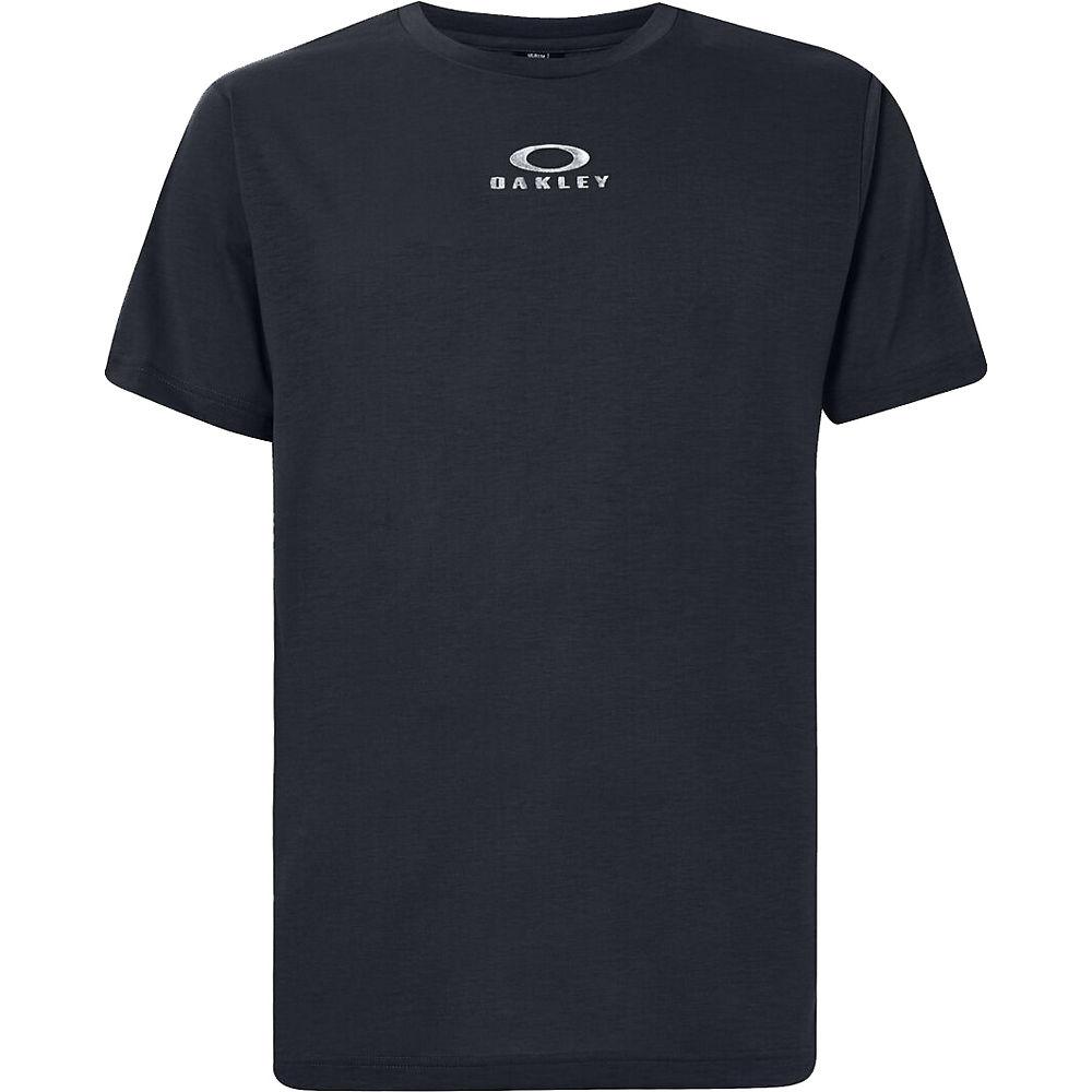 Oakley Enhance QD T-Shirt Bold 10.0  - Blackout - XXL, Blackout
