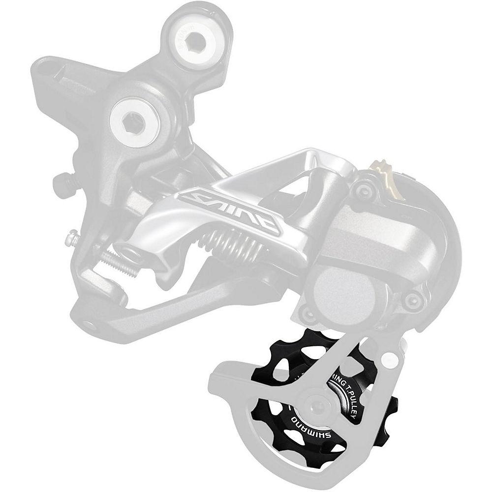 Shimano RD-M820 Saint 10 Speed Jockey Wheels - Black, Black
