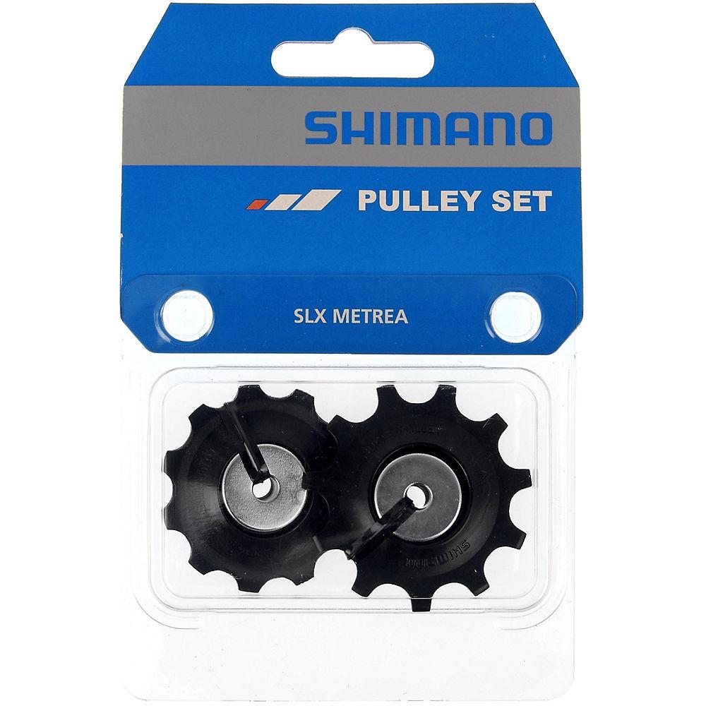 Shimano RD-U5000 Metrea 11 Speed Jockey Wheels - Black, Black