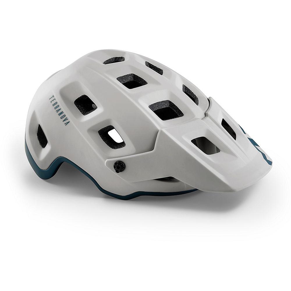 MET Terranova MTB Helmet 2020 - Grey, Grey
