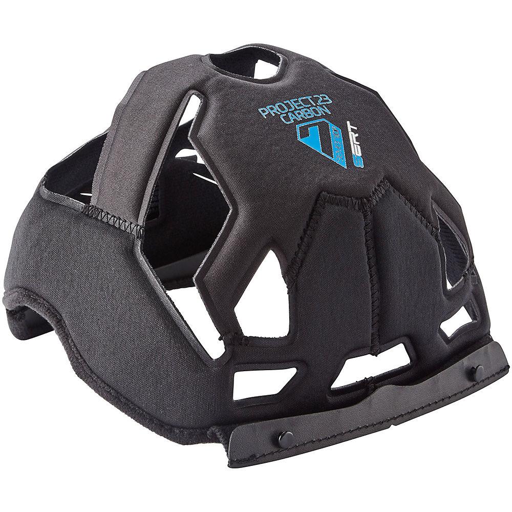 7 iDP Project 23 Carbon Helmet Pad Set 2020, Carbon