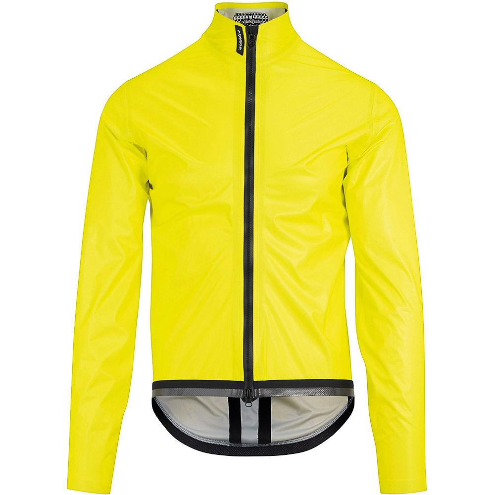 Chaqueta impermeable Assos Equipe RS EVO - Amarillo fluorescente, Amarillo fluorescente