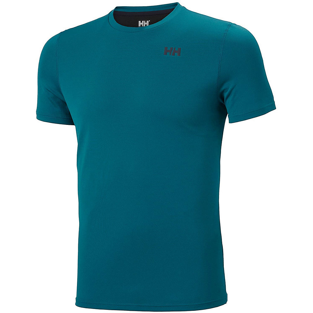 helly hansen lifa active solen base layer  - xxl - deep lagoon