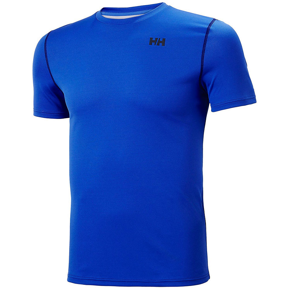 helly hansen lifa active solen base layer  - xxl - royal blue