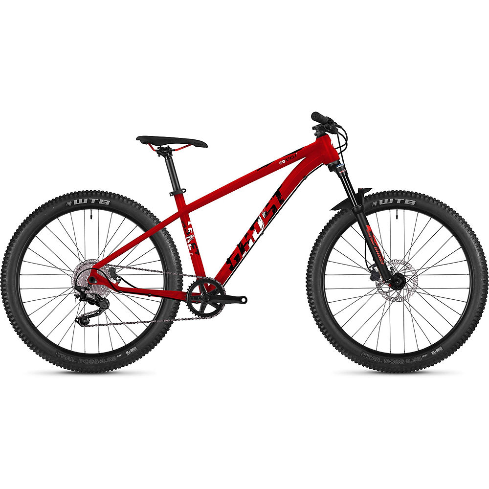 Ghost Asket 4.6 Kids Hardtail Bike 2020 - rosso - nero - 26