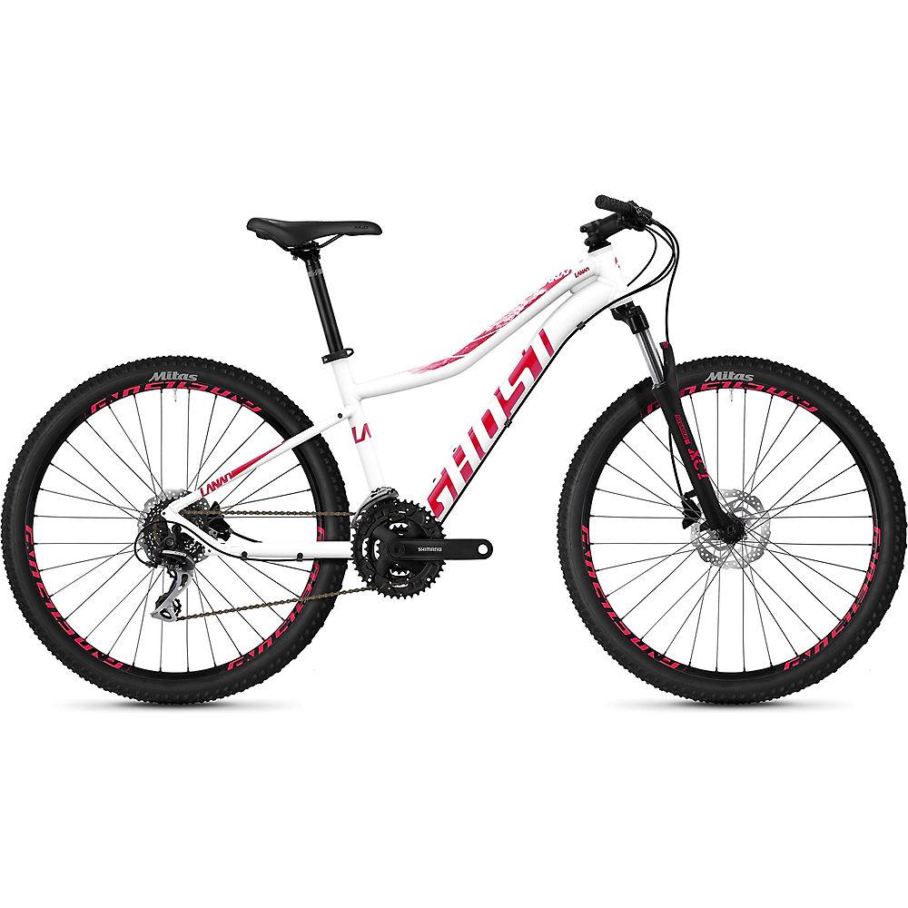 Ghost Lanao 2.7 Women's Hardtail Bike 2020 - bianco - rosa