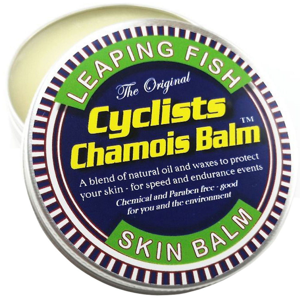 Image of Leaping Fish Cyclists Chamois Balm - Nature, Nature