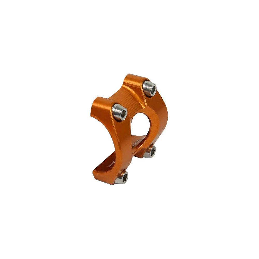 Hope XC Stem Front Plate - Naranja - 31.8mm, Naranja